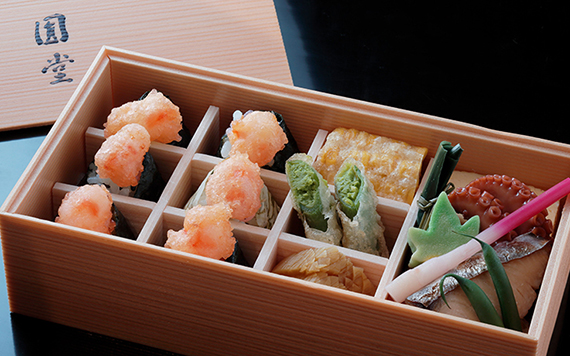 THEATER BENTO BOX